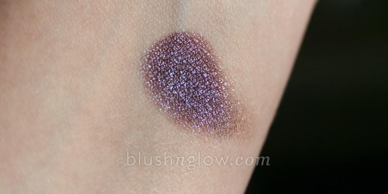 Chanel Eyeshadow Diapason Swatch
