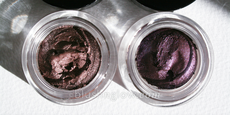 Chanel Illusion d'Ombre Cream Eyeshadow Diapason and Fatal Comparison