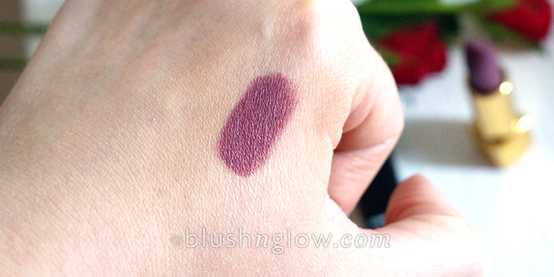 Chanel Lipstick L'Adoree Swatch