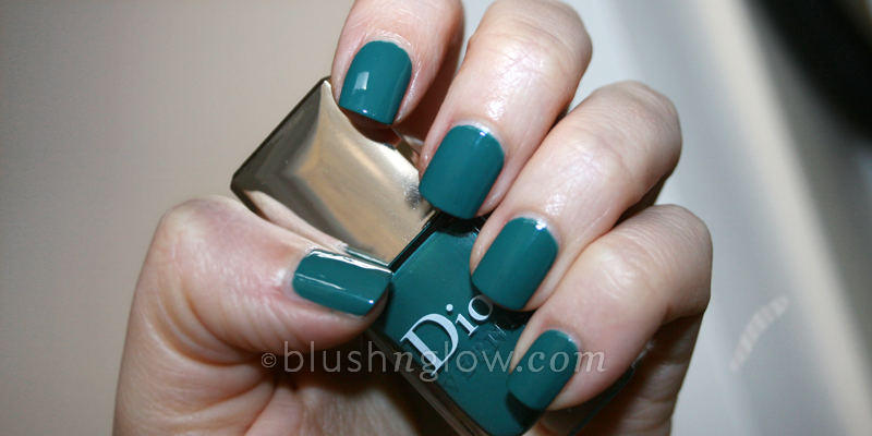 Dior Nirvana Nail Polish swatch