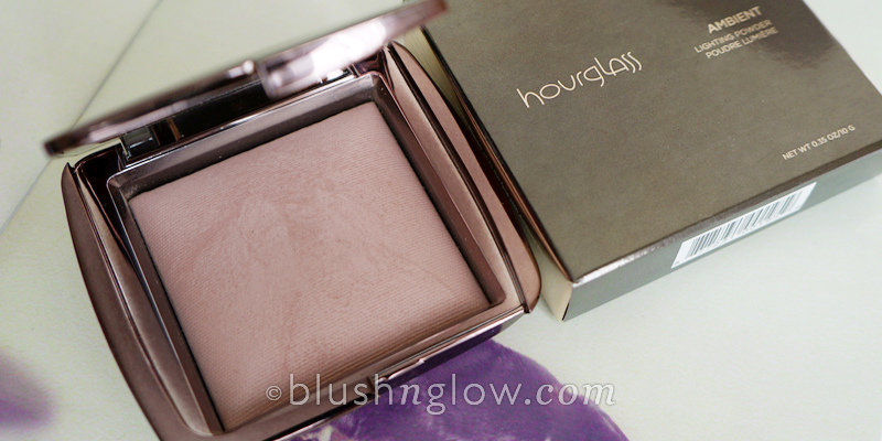 Hourglass Ambient Lighting Powder Mood Light