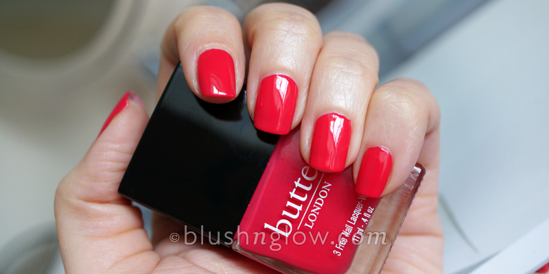 Butter London Macbeth Nail Polish swatch