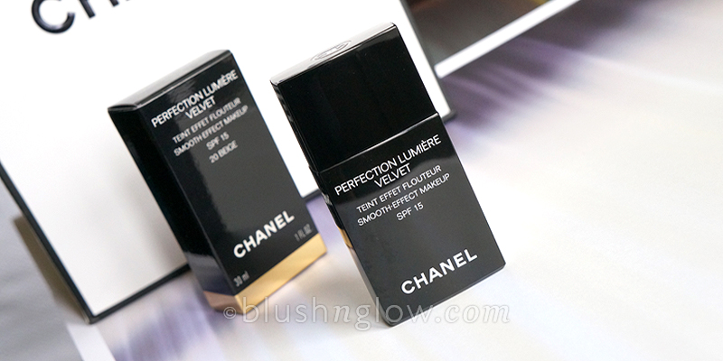 chanel perfection lumiere velvet Beige 20