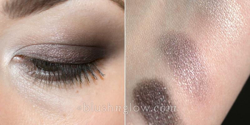 Chanel Tisse Camelia #202 eyeshadow quad