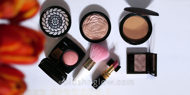 Guerlain Chanel Burberry MAC