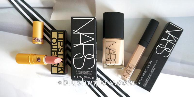 Beauty Haul Nars Lipstick Queen