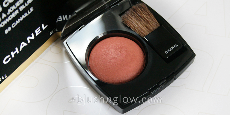 Chanel Canaille 89 Joues Contraste Blush