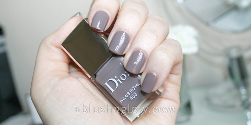 Dior Palais Royal 403 nail polish Dior Palais Royal 403 nail polish