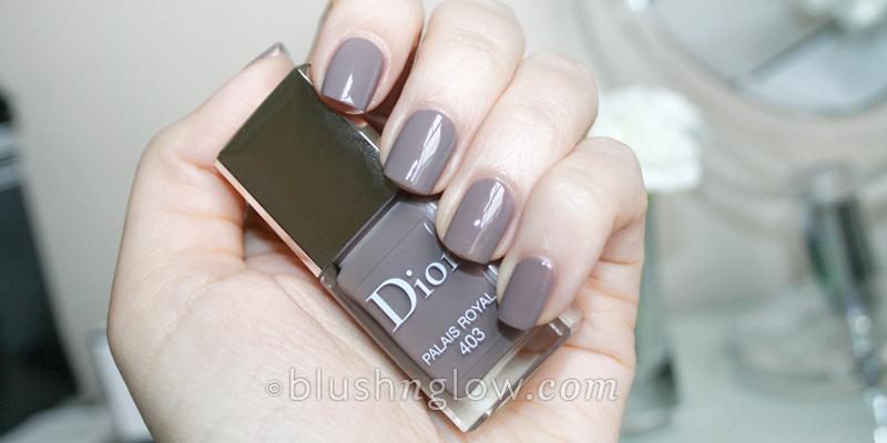 Dior Palais Royal 403 nail polish