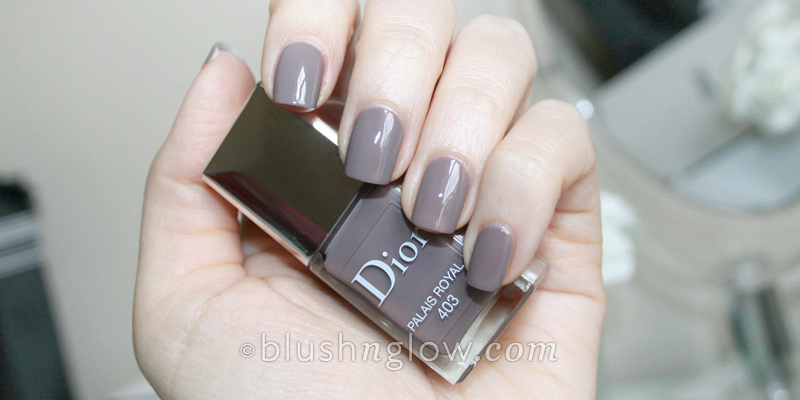 Dior Palais Royal 403 nail polish