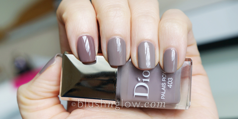 Dior Palais Royal OPI Berlin Illamasqua Stagnate comparison 2