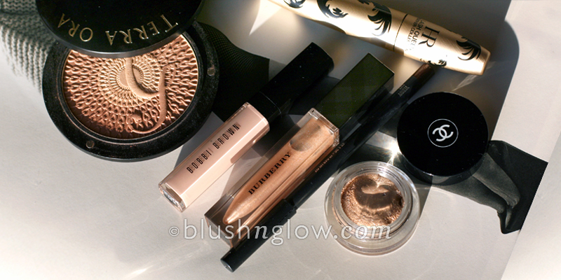 Guerlain Burberry BobbiBrown Chanel MAC
