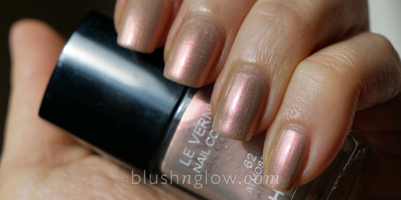 Chanel Atmosphere 629 nail polish