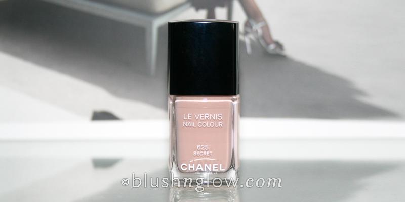 Chanel Secret 625 Nail Polish