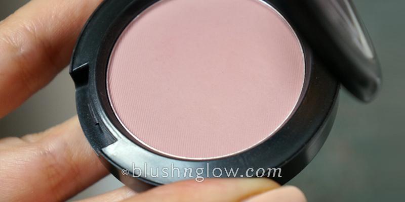 Mac cool toned blushes