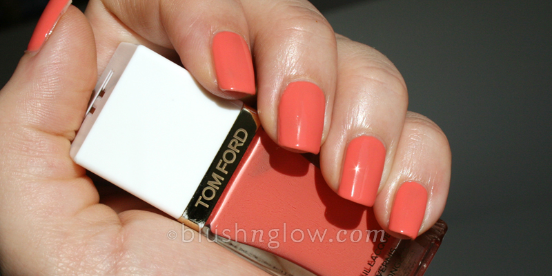Tom Ford 03 Coral Beach nail polish