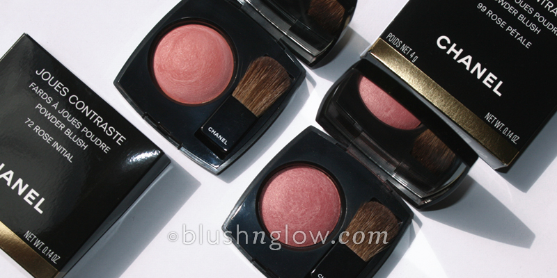 Chanel Powder Blush No 15 Orchid Rose Loading Zoom
