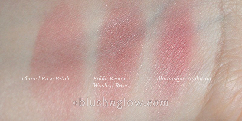 Chanel Rose Initial Rose Petale Joues Contraste Blush  swatch