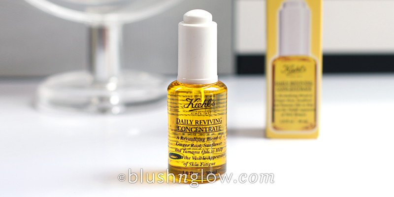 Kiehls Daily Reviving Concentrate oil