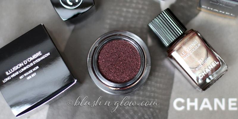 Chanel Rouge Noir 857 Illusion d Ombre