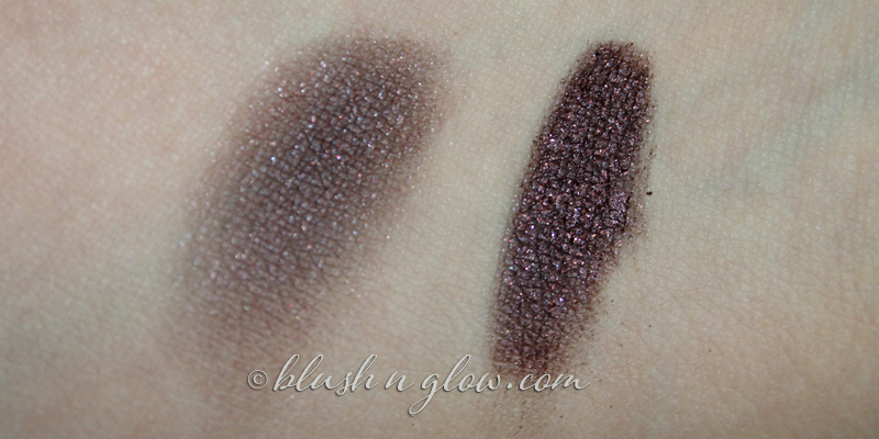 Chanel Rouge Noir 857 Illusion d Ombre swatch