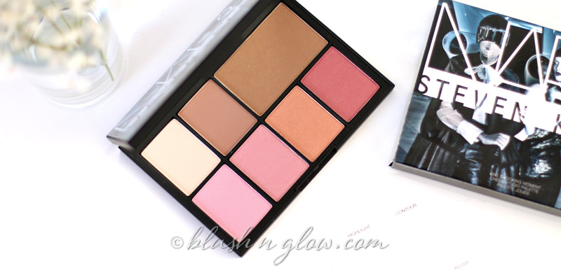 Nars One Shocking Moment Cheek Studio Palette