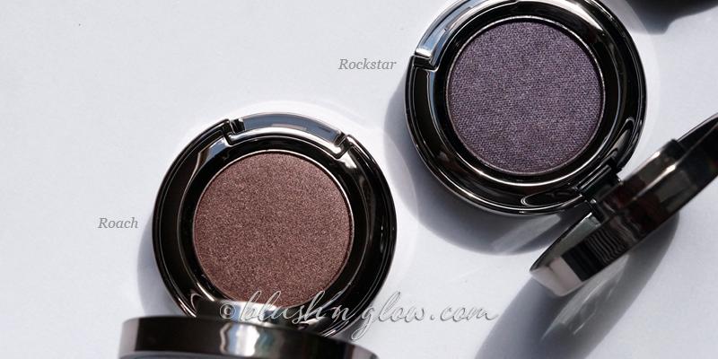 UrbanDecay eyeshadows Rockstar Roach Virgin